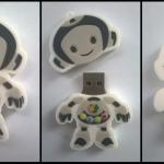 PVC USB - oblika po želji
